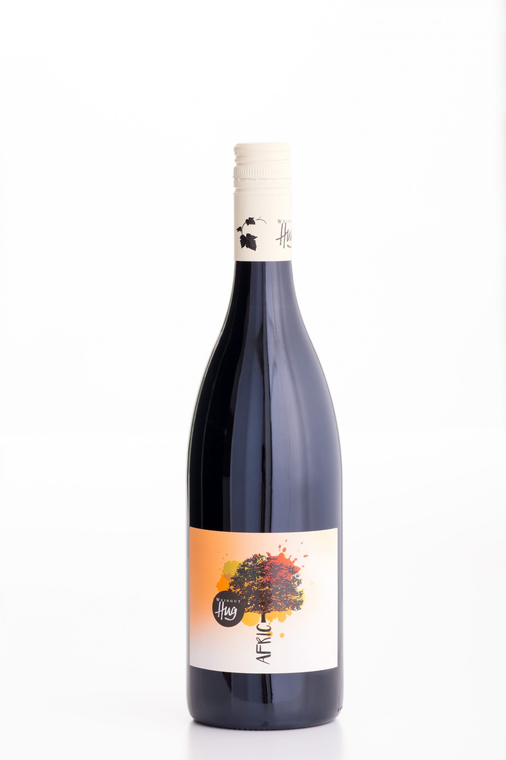 Afrik-Rotwein   Weingut Hug in Pfaffenweiler bei Freiburg im Breisgau