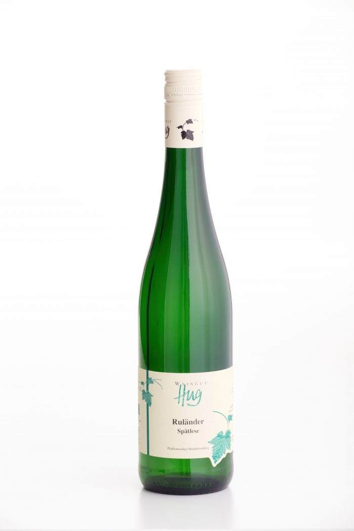 Ruländer Spätlese   Weingut Hug in Pfaffenweiler bei Freiburg im Breisgau